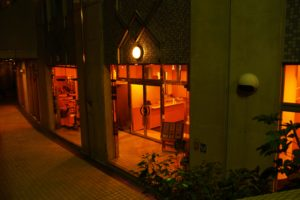 Pilates base Irori.の玄関